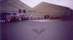 户外大帐篷-经贸洽谈会